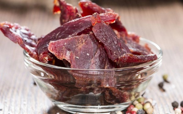 Jerky - the Snack of the Healthy and Fit